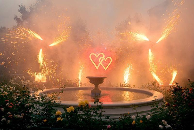 Feuerwerk für Hochzeit, Geburtstage, Firmenevents, für Heilbronn, Karlsruhe, Pforzheim