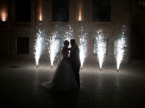 Feuerwerk für Ihre Hochzeit in Ettlingen einzigartig
