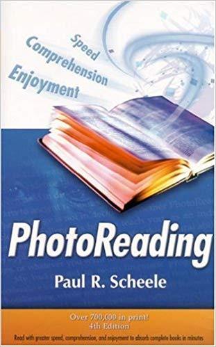 原著「PhotoReading」