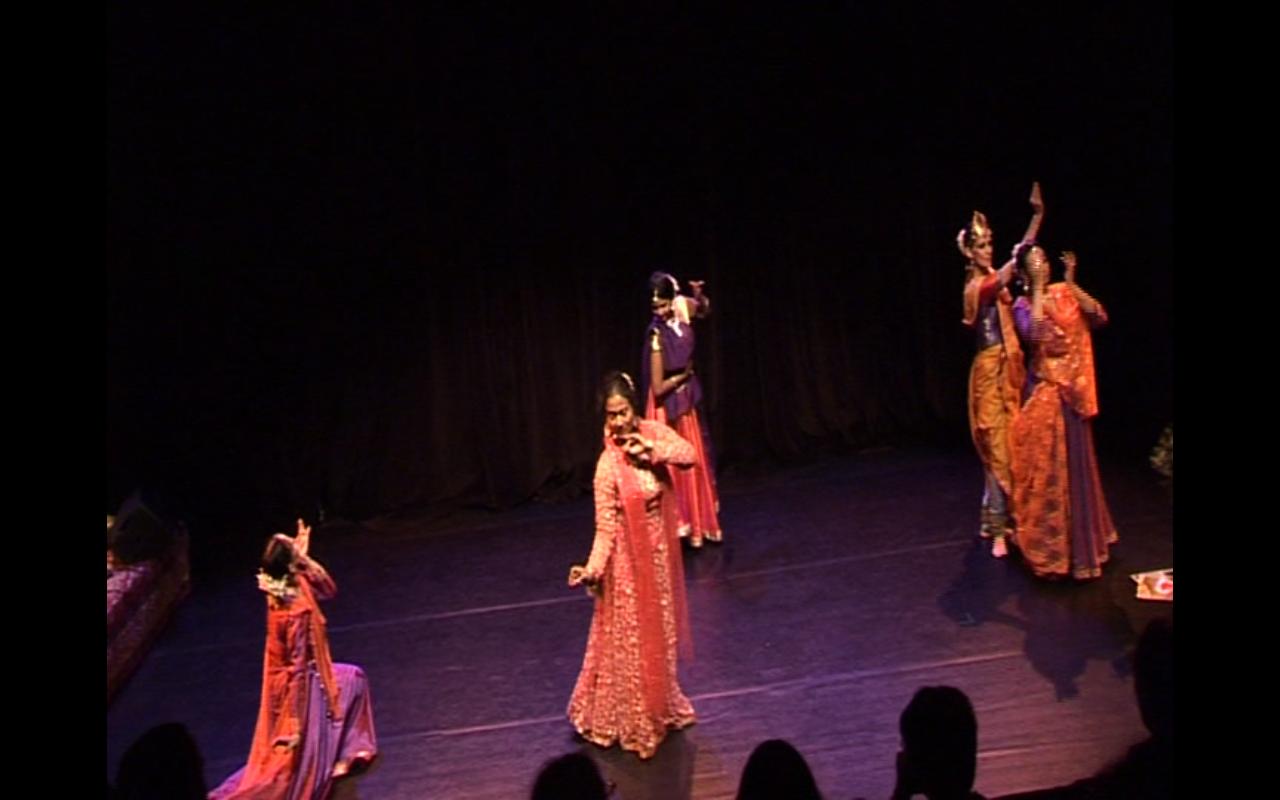 Ashtanayikas - les huit visages de la femme amoureuse