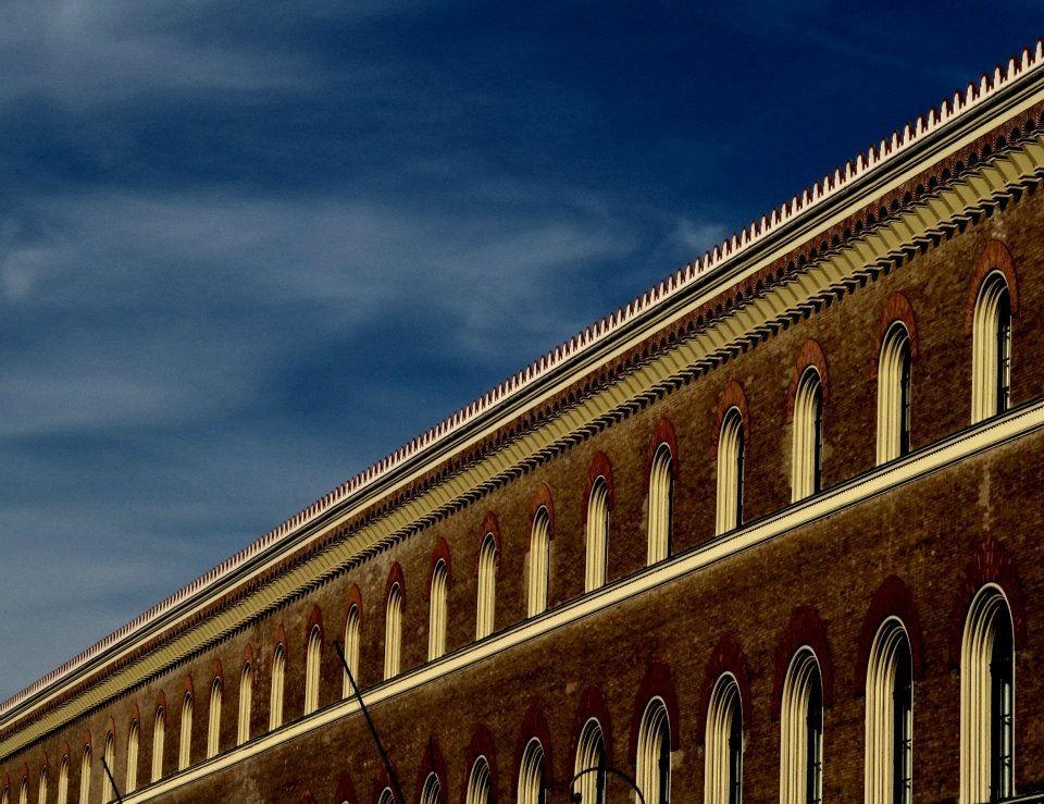 Gebäude an der Ludwigsstraße # Fotografie