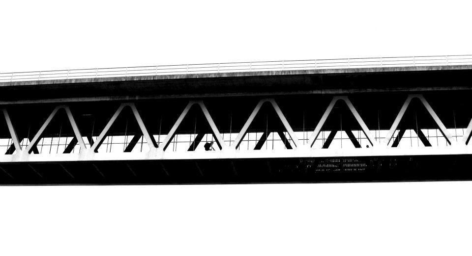 Radfahrerbrücke # Fotografie