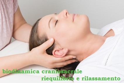 biodinamica craniosacrale: riequilibrio e rilassamento