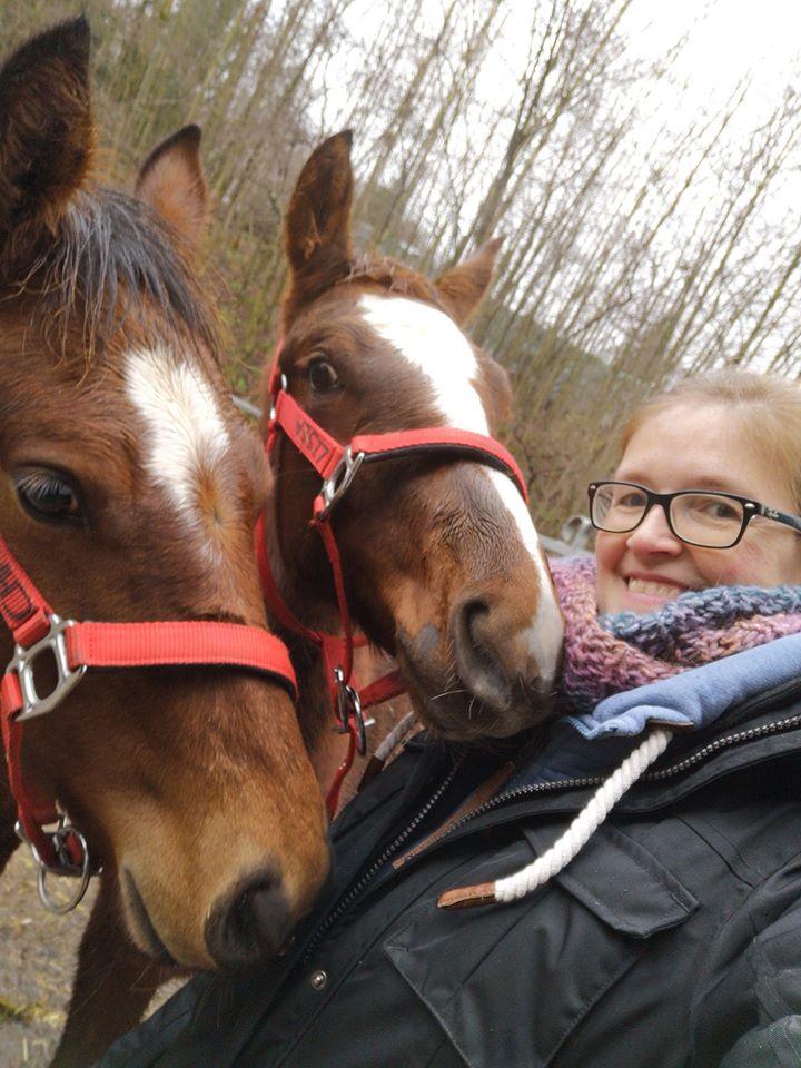 Scarlette und Lisea