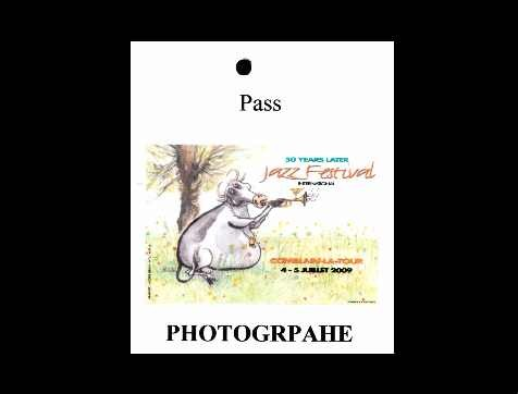 carte de photographe