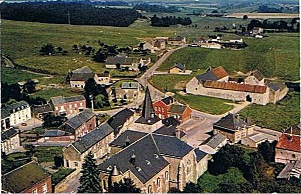 Eglise et ferme