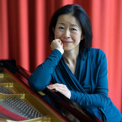Hisae Nagakura, Klavierlehrerin in München-Neuhausen, Gern, Nymphenburg