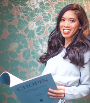 "Maria Nguyen-Nhu,  WDR3-Radiosendung ""Klassik Klub"", Leitung Internationale Klavierschule, Diplom-Pianistin, Diplom-Klavierpädagogin, Diplom-Musikjournalistin"