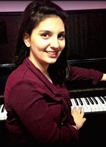 Klavierunterricht in München-Freimann und Schwabing bei Armela Memeti