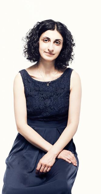 Eunbi Kim - Konzertpianistin und Klavierlehrerin (Master of Music)
