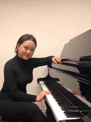 Klavierunterricht in München-Neuhausen, Hirschgarten, Laim bei Pianstin Ji-Eun Park