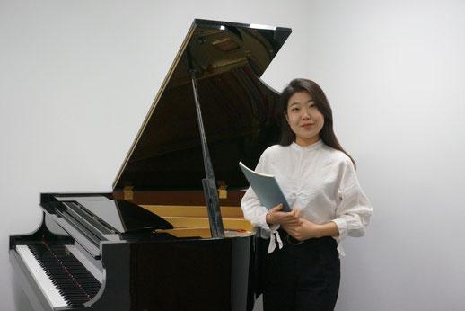 Jianan Wang, Klavierlehrerin in Wiesbaden-Mitte, Biebrich, Bierstadt und Mainz-Kastel