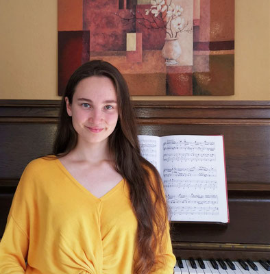 Anastasiia Shcherbakova, Klavierlehrerin in München-Maxvorstadt, Lehel und Schwabing
