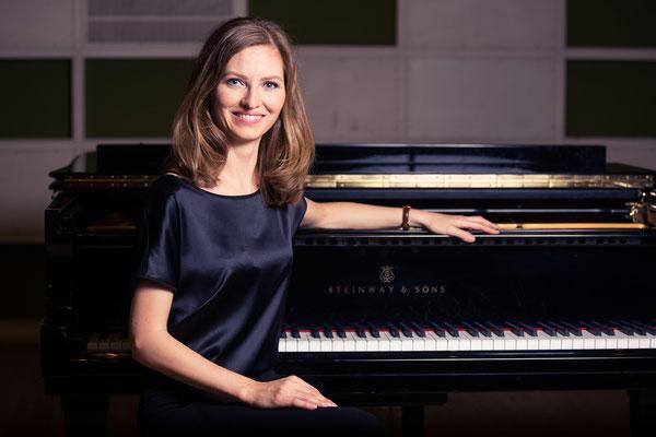 Klavierunterricht in Schwabing-Nord bei Klavierlehrerin Felicitas Schmidinger
