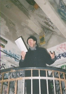 De Toys LIVE c/o BERLINER BALUSTRADEN-OPEN-MIKE 1998 @ 5.Etage Kunsthaus Tacheles