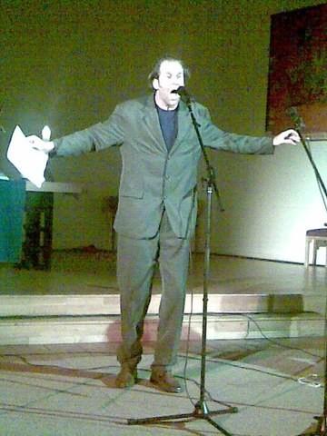 "De Toys, 27.6.2009: ""No Big Bang"" -Konzert von ""DAS RILKE RADIKAL"" @ Nikodemuskirche (c) FOTO: Chr. Holzapfel"