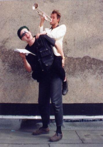 DR2-URDUO @ OBERBILK Sommer 1996