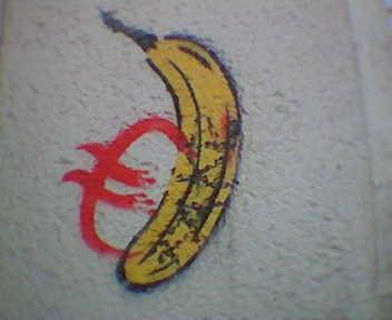 BANANEURO (c) De Toys, 15.7.2006