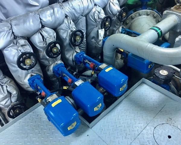 ARI-PREMIO, electric control valve