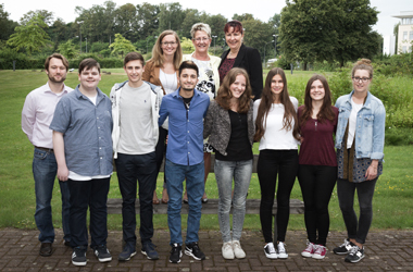 Start der Ausbildung 2016 - Sutter LOCAL MEDIA