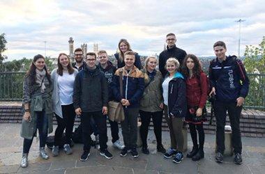 Auslandspraktikum in Glasgow