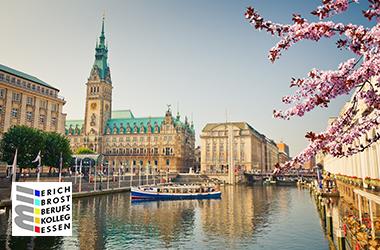 EBBK Medienkaufleute auf Berlin-Tour