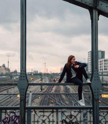 Hochzeitsrednerin, Katharina Strauß & Fliege, Über den Wolken München