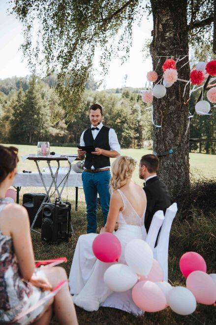 Trauredner Bayern, Freie Zeremonie, Freie Hochzeit, Redner, Moderator, Freie Hochzeit Bayern