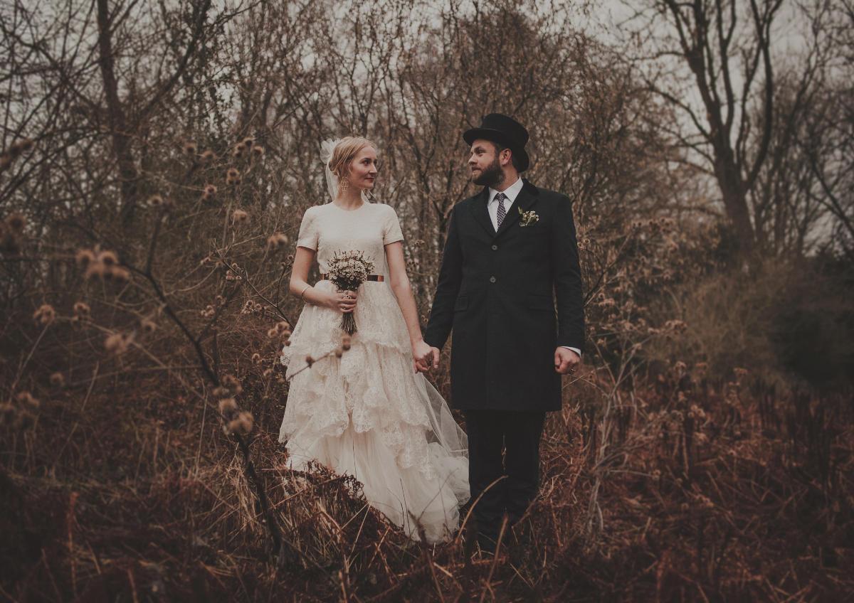 Hochzeitsfotografie von HUT & KRONE Berlin
