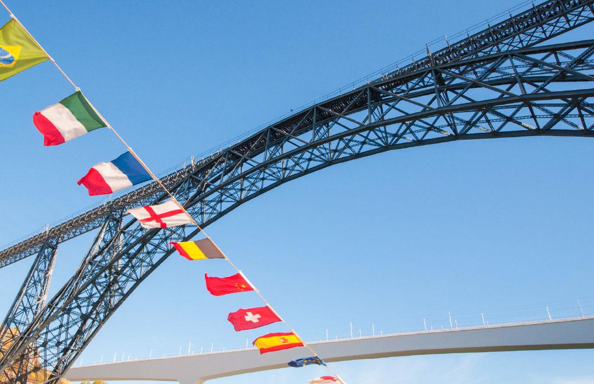 La crociera dei sei ponti Porto