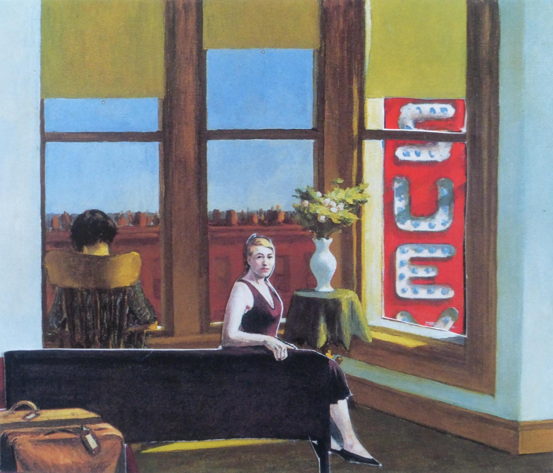 Chop Suey Motel in Brooklyn