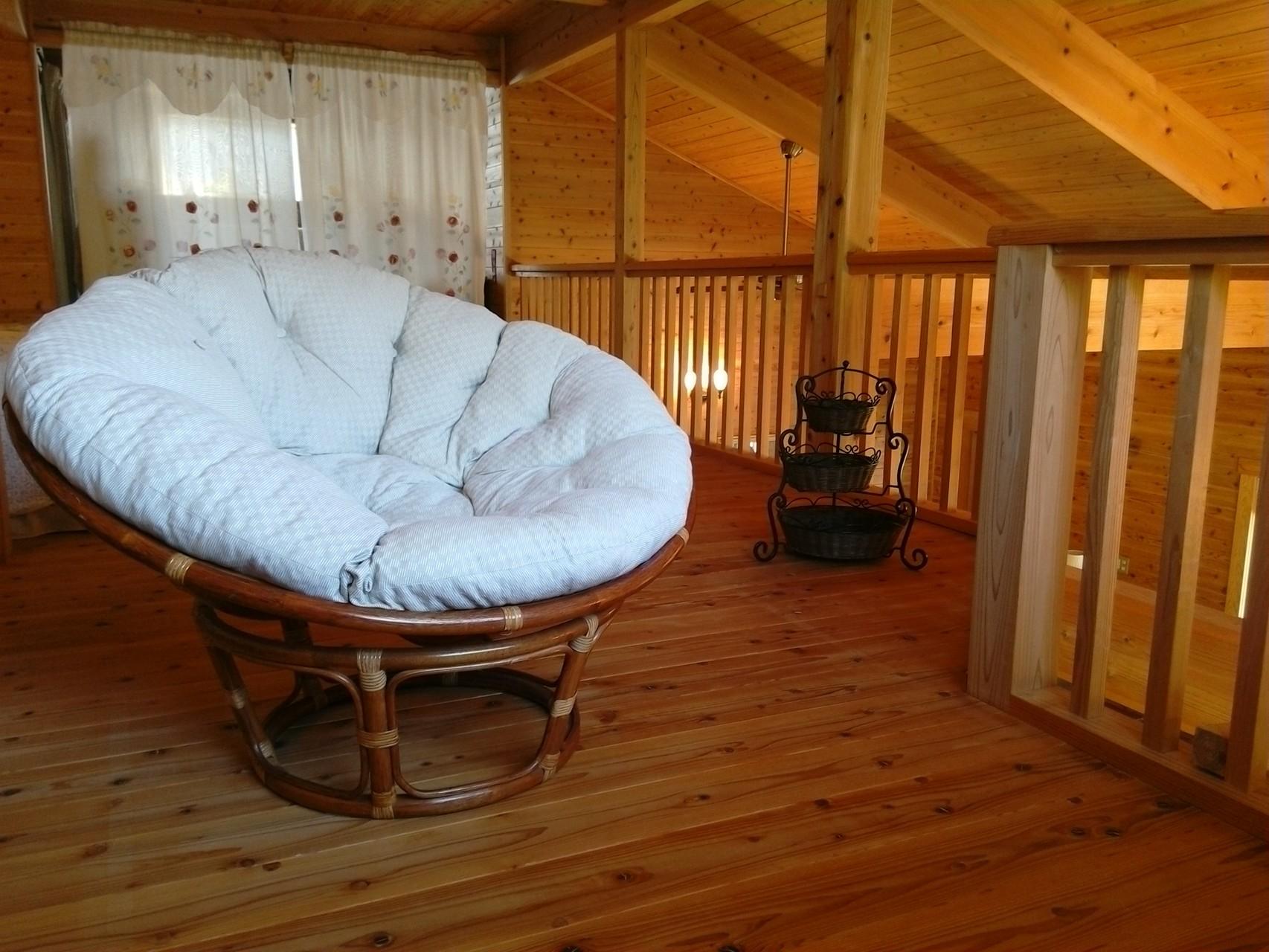 ロフト円型椅子  Loft