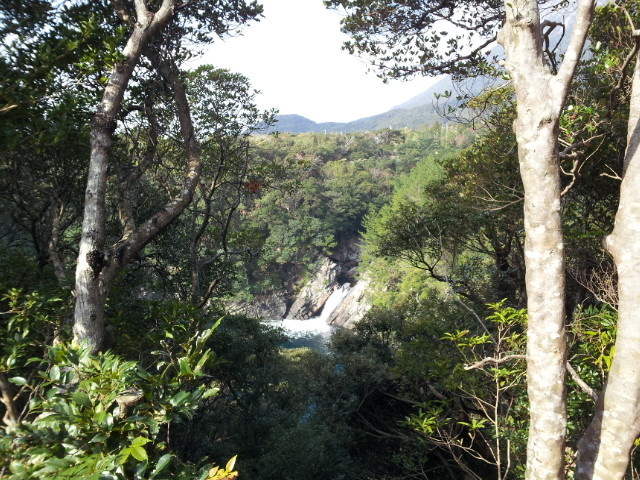 トローキの滝(徒歩8分)Waterfall in Torouki ,8minutes on foot