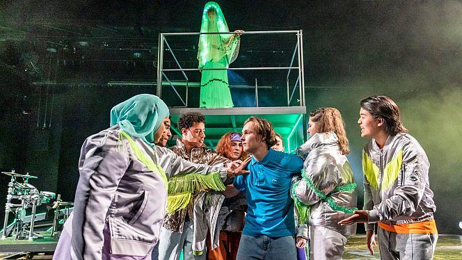 »Peer Gynt« nach Henrik Ibsen, Text & Regie durch Preisträger Felix Krakau (Foto: Krafft Angerer)