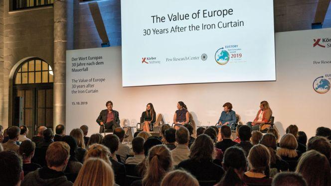 Veranstaltung in Berlin: »Der Wert Europas. 30 Jahre nach dem Mauerfall«