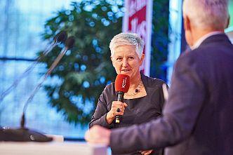 Karin Haist, Leiterin der bundesweiten Demografie-Projekte der Körber-Stiftung