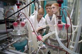 Labortage stärken das Interesse an MINT-Fächern