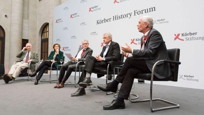 Das Körber History Forum 2019 in Berlin (Fotos: Marc Darchinger)