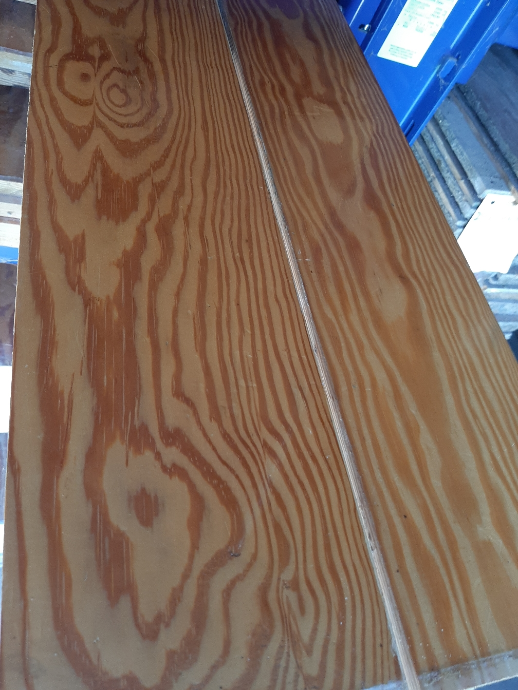 Pitch pine marne