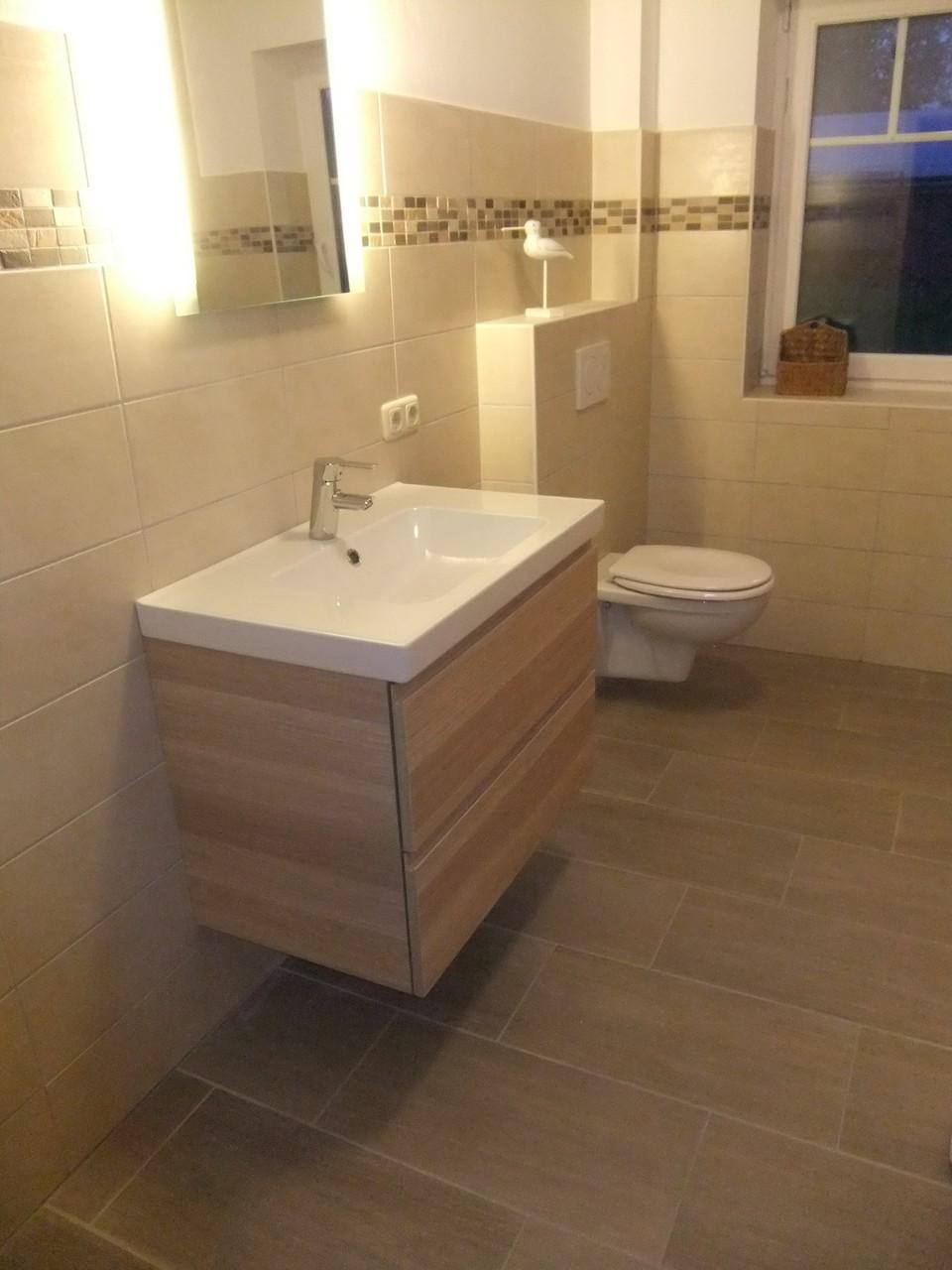 Dusch/WC unten