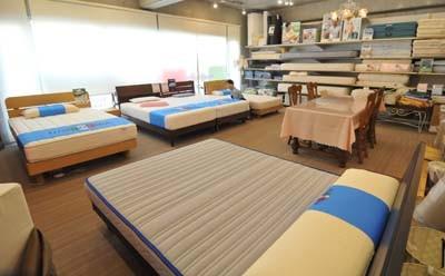 SLEEP CUBE WATAYA 2F マニフレックス専門店 「マニステージ福岡」