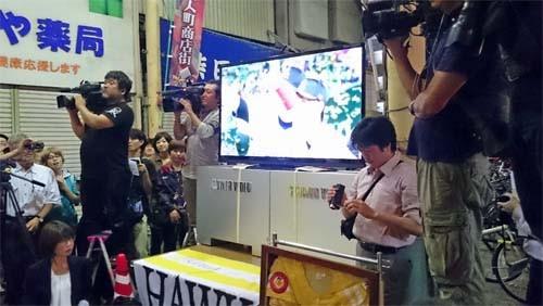 福岡ソフトバンクホークス優勝おめでとう!!!唐人町商店街振興組合
