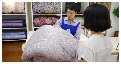 ふんわり除菌「500円ふとんメンテナンスパック」 /  SLEEP CUBE WATAYA
