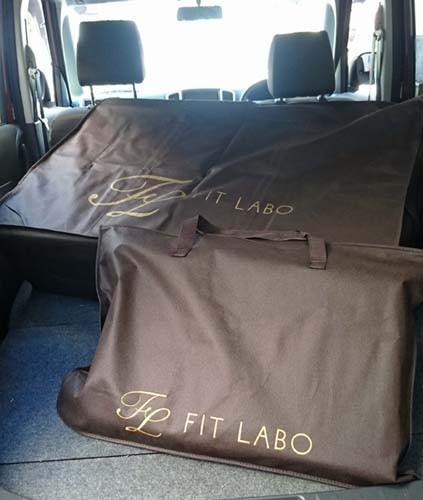 FIT LABO(フィットラボ)オーダーメイド枕 と 三つ折りマットレス WAVE Σ(シグマ)