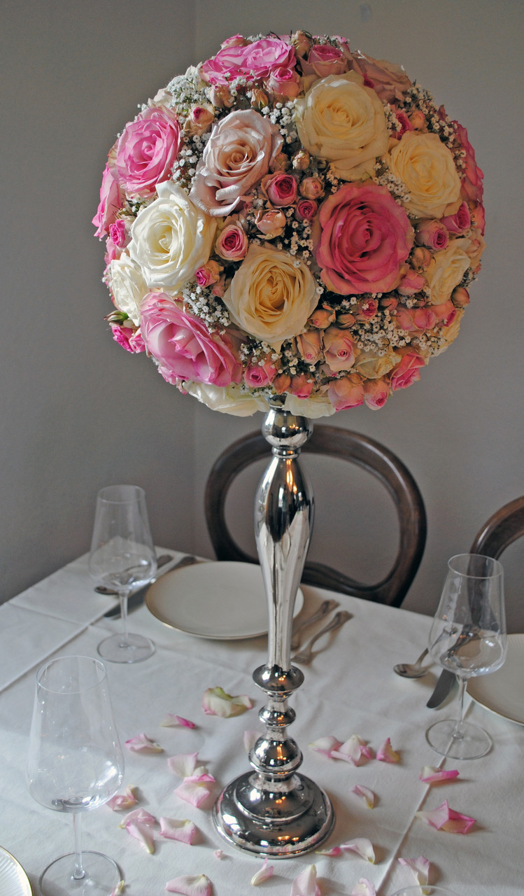 Blumen Dekoration Hochzeit Aarau