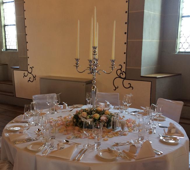 Schloss Lenzburg Hochzeit