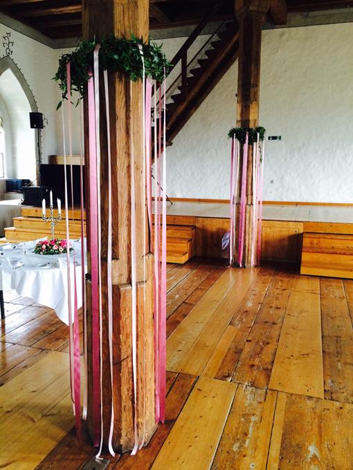 Hochzeit Schloss Lenzburg