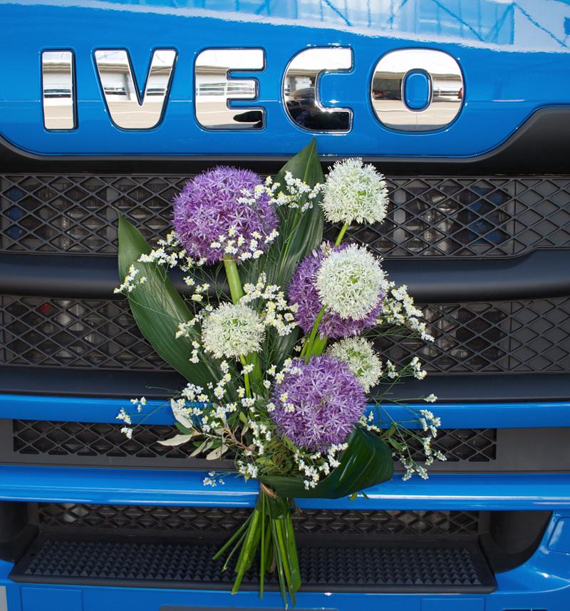 Dekoration Fahrzeug Hochzeit