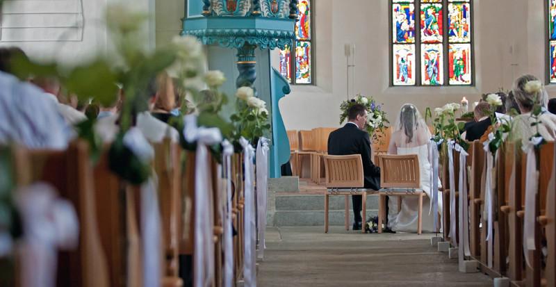 Hochzeit Kirche Aargau