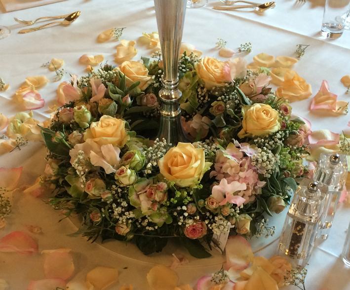 Hochzeit Kronleuchter Aargau